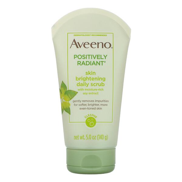 Active Naturals, Positively Radiant, ежедневный осветляющий скраб для кожи, 140 г (5,0 унций)