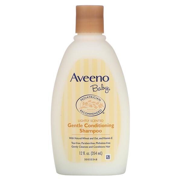 Baby, мягкий шампунь с кондиционером, с легким ароматом, 354 мл (12 жидких унций)