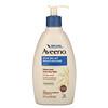 Aveeno, Active Naturals, Спокойствие кожи, Лосьон с легким ароматом, Питательный кокос, 12 ж. унц.(354 мл)
