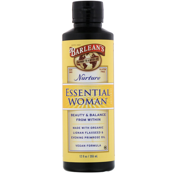 Essential Woman, Nurture, 12 fl oz (355 ml)