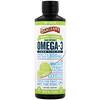 Barlean's, Omega-3 Fish Oil,  Key Lime Pie, 1,500 mg, 16 oz (454 g)