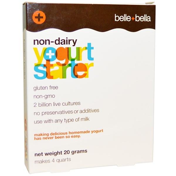 Безмолочная закваска для йогурта, 4 пакетика по 5 г