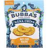 Bubba's Fine Foods, Банановые чипсы Мачо-Начо, 2,7 унций (77 г)