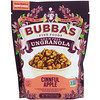 Bubba's Fine Foods, UnGranola, Яблоко Cinn-Ful, 6 унц. (170 г)