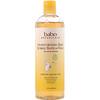 Babo Botanicals, Увлажняющее средство для умывания и ванной Baby Bubble Bath & Wash, календула с овсяным молоком, 15 ж. унц. (450 мл)