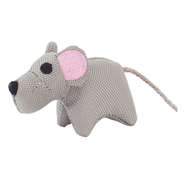 Beco Pets, Экологичная игрушка для кошек, мышка Милли, 1 игрушка (Discontinued Item)