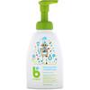 BabyGanics, Пенящееся мыло для посуды и бутылок, не содержит отдушек, 16 ж. унц. (473 мл)