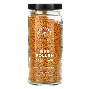Beekeeper's Naturals, Bee Pollen, 100% Raw, 5.2 oz (150 g)