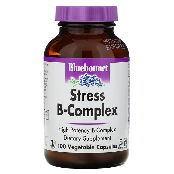 Stress B-Complex, 100 растительных капсул