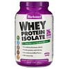 Bluebonnet Nutrition, 100 % натуральный изолят сывороточного белка, с натуральным оригинальным вкусом, 992 г (2,2 фунта)