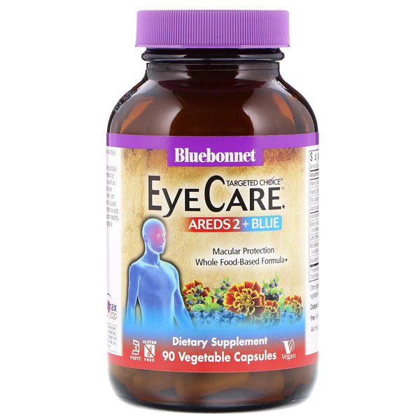 Targeted Choice, Eye Care, 90 Vegetable Capsules