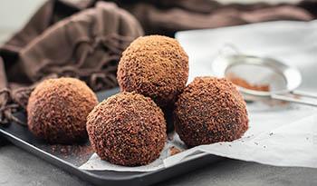3 три простых рецепта домашних шоколадных трюфелей