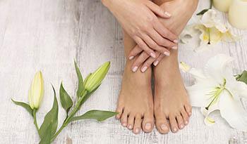 3 простых домашних средства от грибка ногтей на ногах