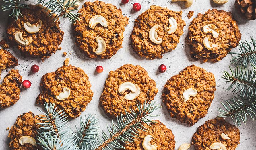 4 Vegan Superfood Cookie Recipes