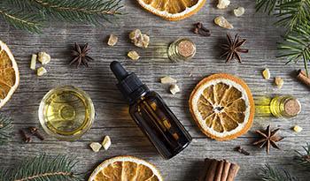5 советов по уходу за кожей в холодную погоду + рецепт апельсиново-кокосового масла для тела