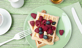 5 вкусных безглютеновых завтраков