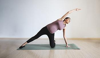 Шесть практических советов по фитнесу для новоиспеченных мам