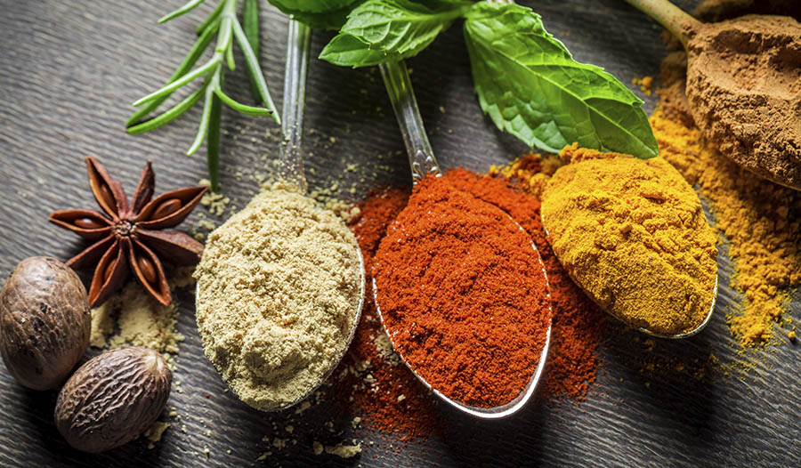 7 Holiday Spice Mixes
