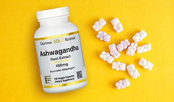 Жевательные конфеты с ашвагандой набирают популярность. Узнайте об их четырех полезных свойствах