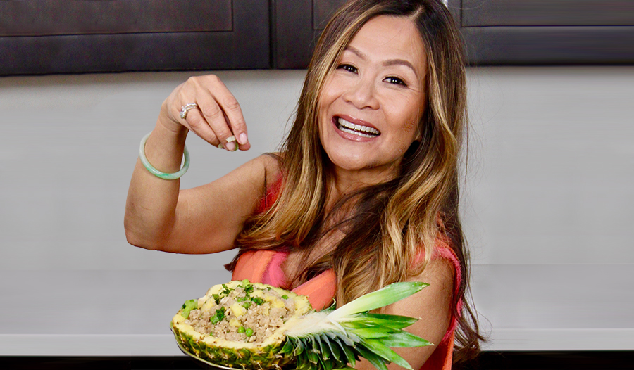 celebrity chef katie chin shares her relatable beauty routine