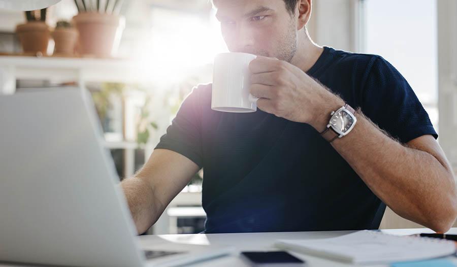 Coffee's History of Health Benefits