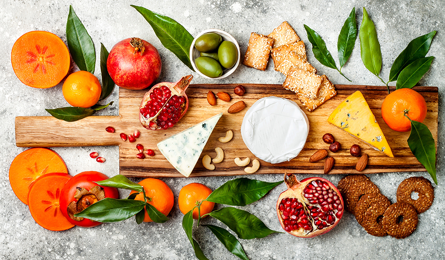 Create the Ultimate Nutritious and Appetizing Snack Platter