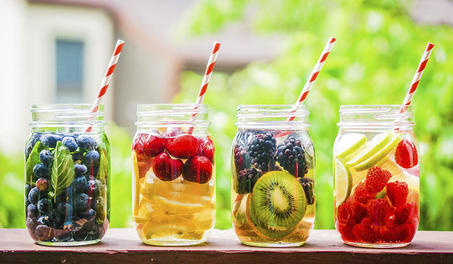 Detox for Spring with Delicious Drink Recipes