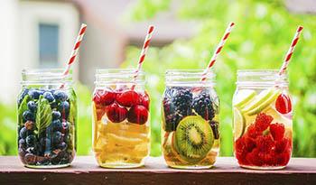 Весенняя детоксикация с помощью восхитительных напитков