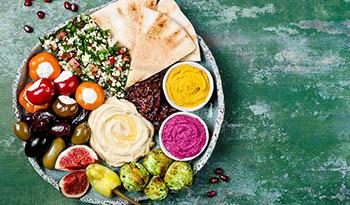 Узнайте о преимуществах средиземноморской диеты