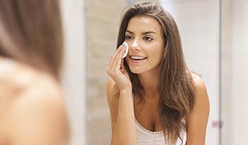 Средство для удаления макияжа и салфетки для удаления макияжа собственного изготовления