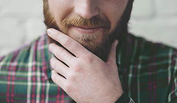 Натуральный бальзам для бороды домашнего приготовления