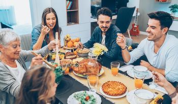Простые советы по здоровому питанию в праздники