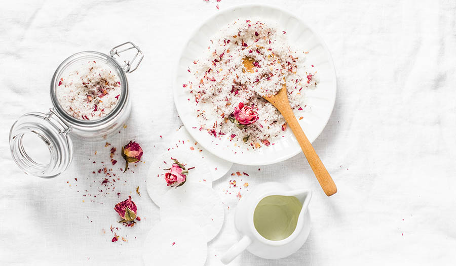 Enhance Complexion With 5 Homemade Rose Skin Care Treatments