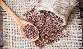 Потребление льняного семени и холестерин