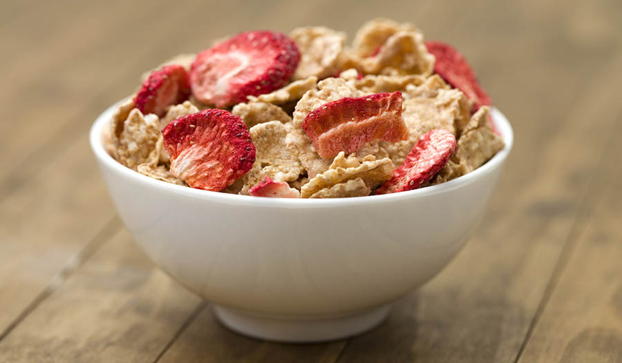 Freeze-Dried Strawberries and Cholesterol Levels