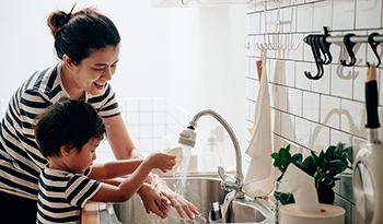 Три простых шага, чтобы сохранить чистоту дома и не навредить природе