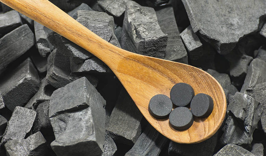Health Benefits of Activated Charcoal