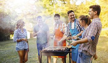 Советы по полезному для здоровья приготовлению блюд на гриле