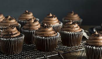 Полезные праздничные шоколадные десерты