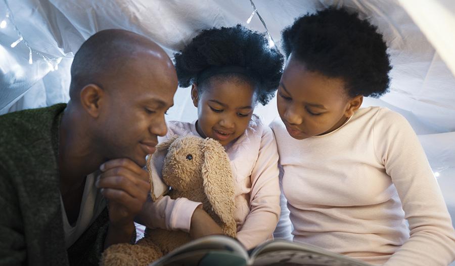 Healthy Nighttime Ritual for Kids