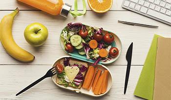 Идеи полезного обеда на работе