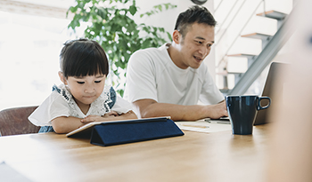 Пять полезных привычек для тех, кто работает из дома