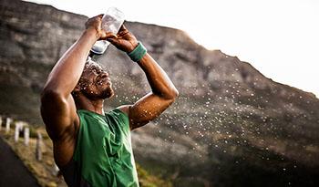 Как обезвоживание влияет на вашу тренировку?
