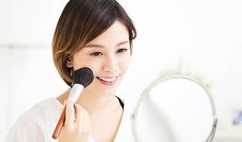 Естественный способ очистки кистей для макияжа