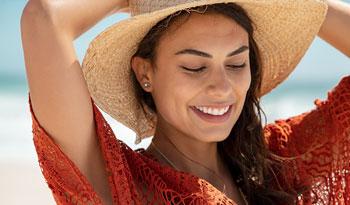 Как помочь коже с помощью натуральных ингредиентов при солнечном ожоге