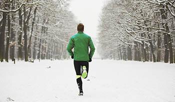 Как оставаться в форме всю зиму