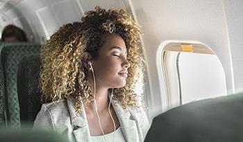 10 советов о хорошем самочувствии на борту самолета