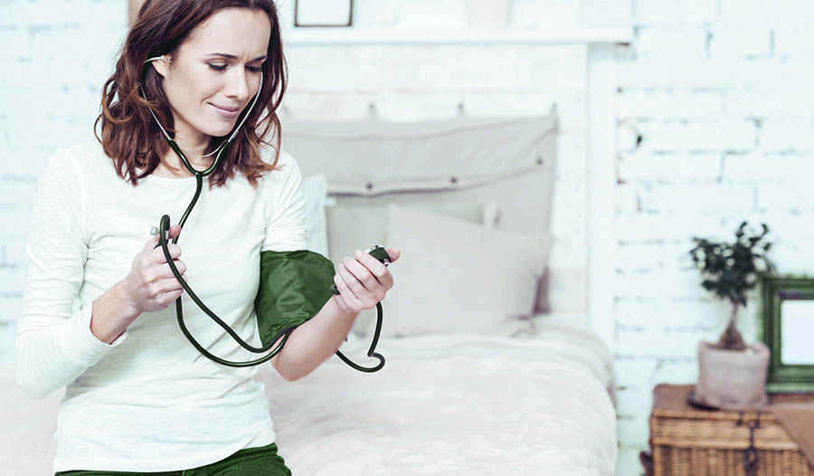 How to Travel with High Blood Pressure