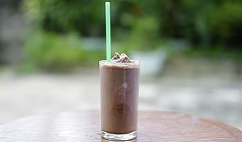 Замороженный горячий шоколад CocCeps от Madre Labs