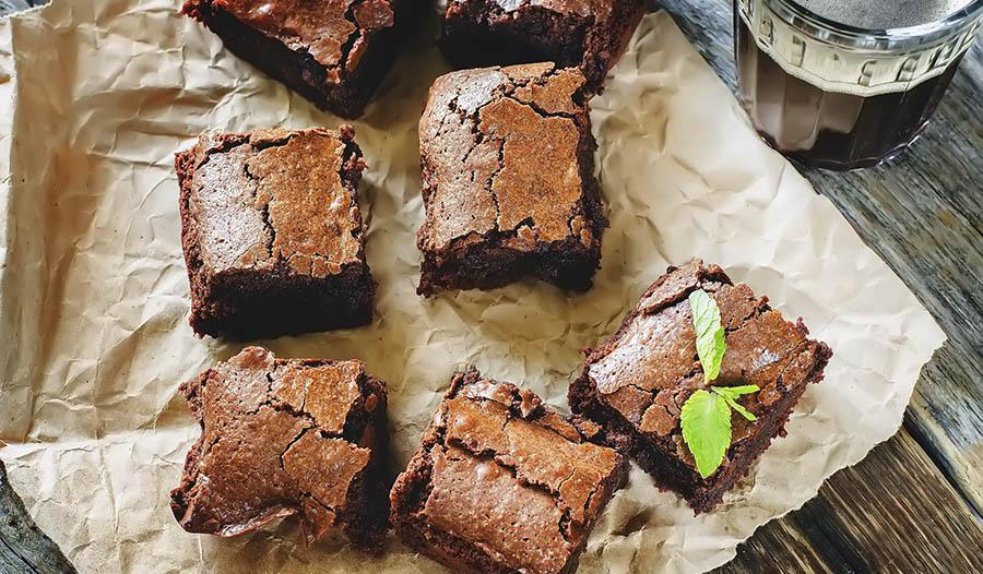 Madre Labs CocoCeps 3-Ingredient Brownies